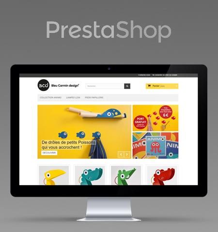 site-prestashop